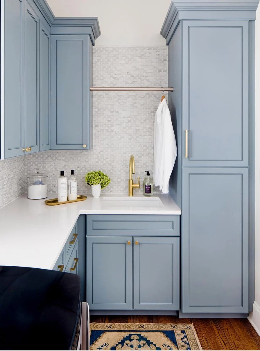 30 Beautiful Cabinet Paint Colors For Kitchens And Baths