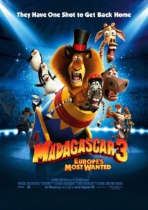 Madagascar 3: Europe's Most Wanted (2012) by The Critical Movie Critics