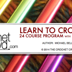 Free Learn to Crochet Ebook by Mikey
