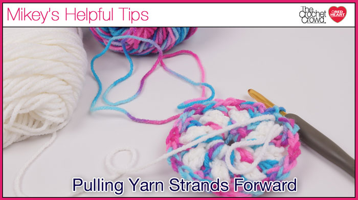Peppermint Yarn Strands
