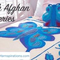 Crochet Graph Afghan Series