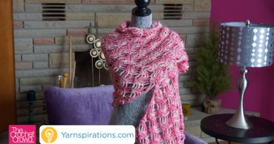 Lattice Lace Wrap