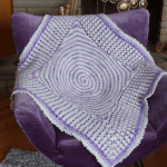 Dream Time Baby Blanket Crochet Pattern