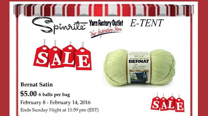 Luxury Worsted Yarn Bag of 6 for $5 Bucks!