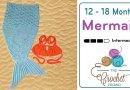 Crochet Baby Mermaid Tail + Tutorial