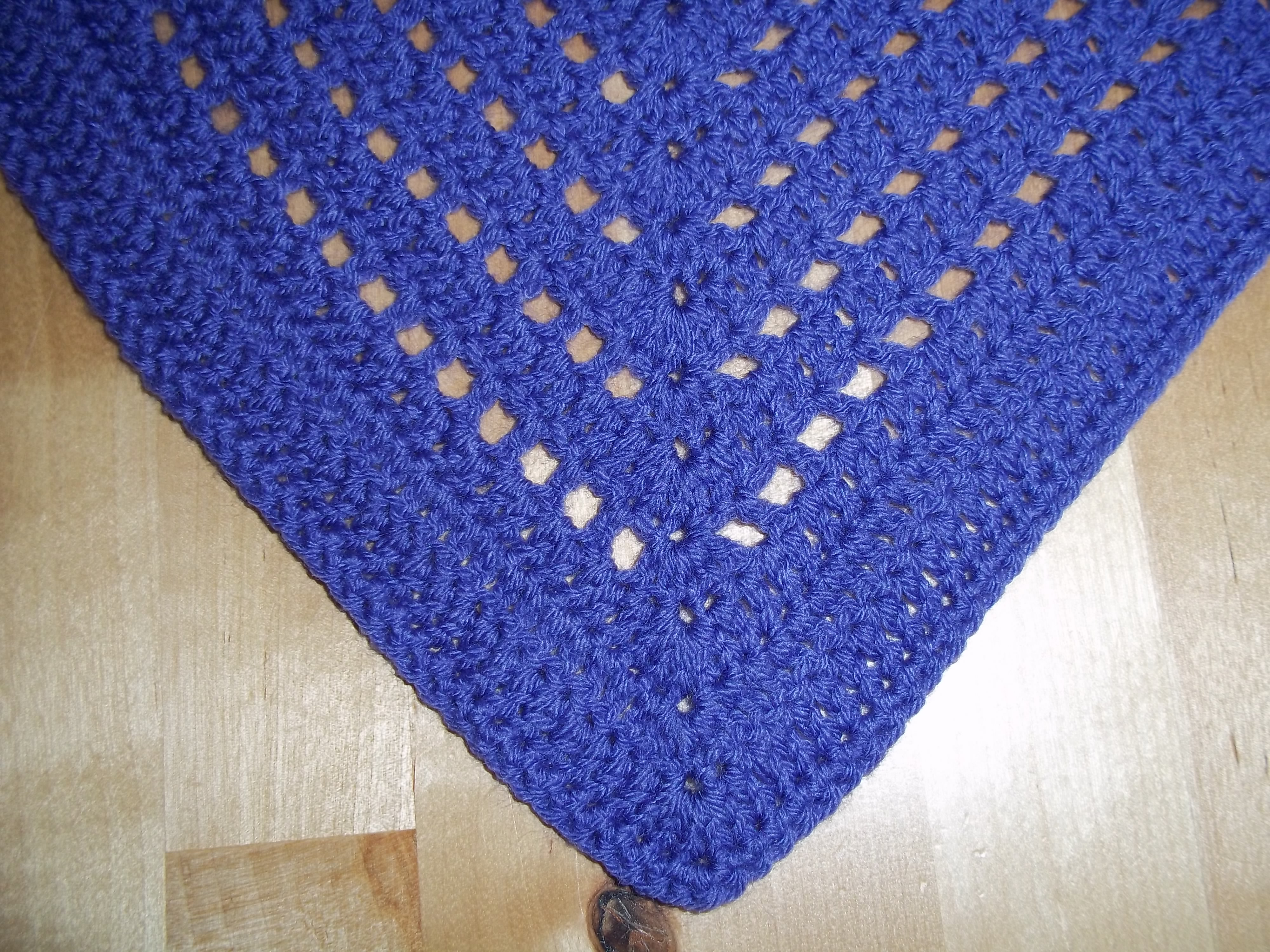 Easy Crochet Triangle Shawl Pattern Erieairfair