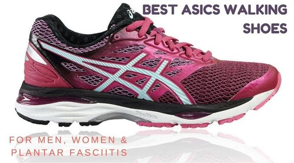 Best Asics Walking Shoes Reviewed In January 2019