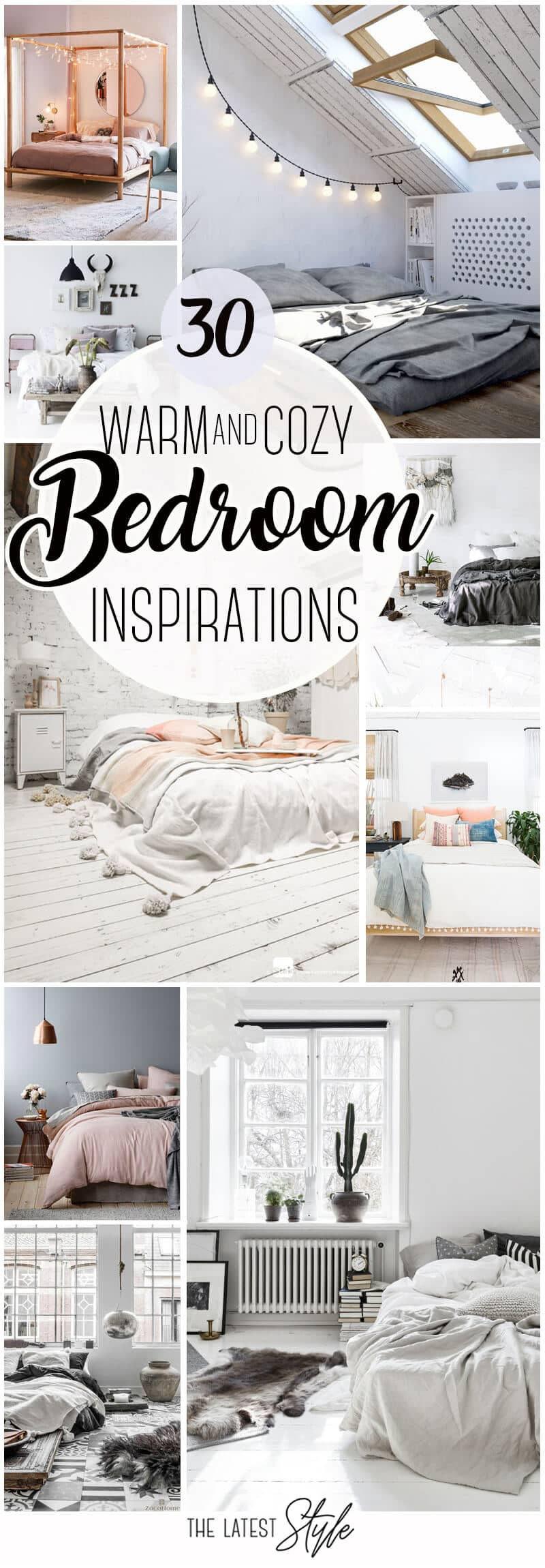 Cozy Bedroom Ideas 30 Styles That Will Give You Fab Bedroom Ideas