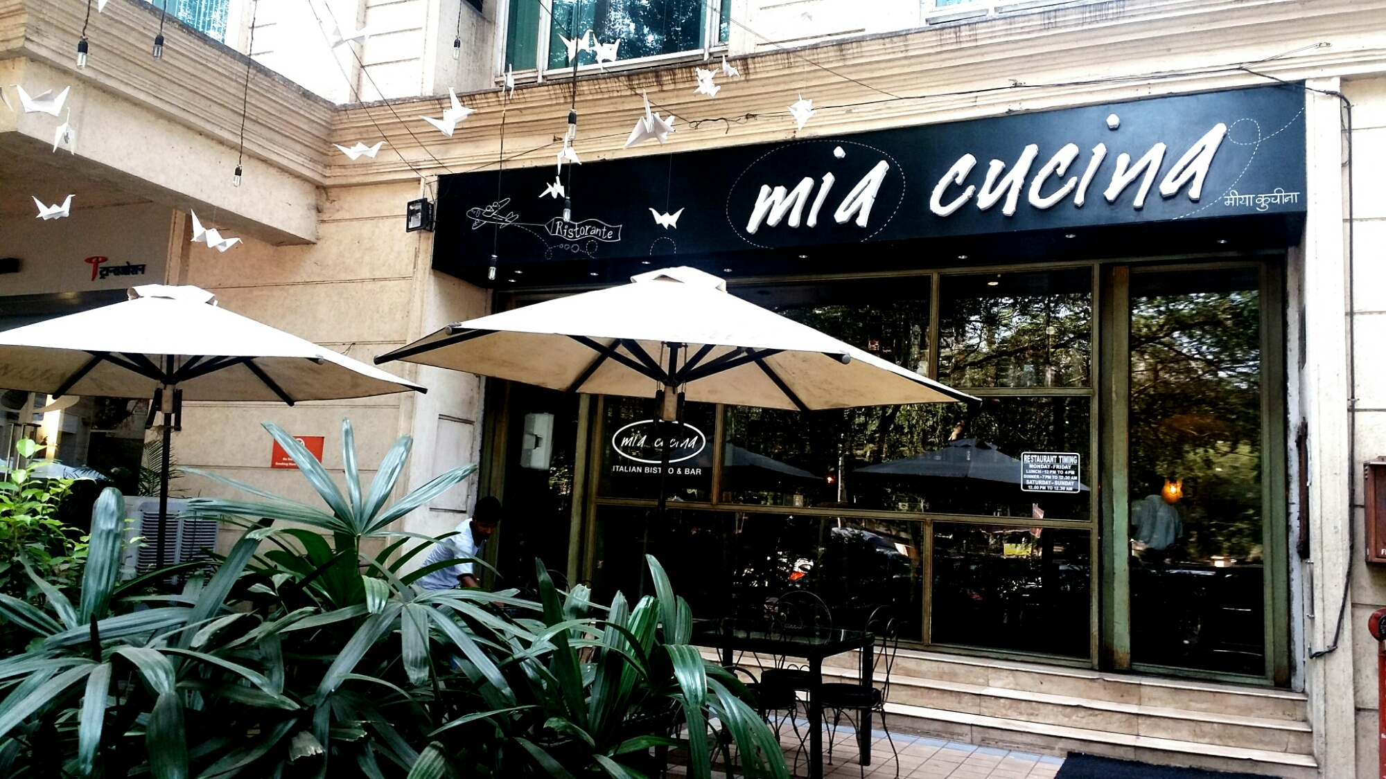 Mia Cucina Wine List Reviews Mia Cucina Powai The Culinary Colloquy