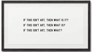 Maciej Ratajski, is this art(cierro interrogación) 2010