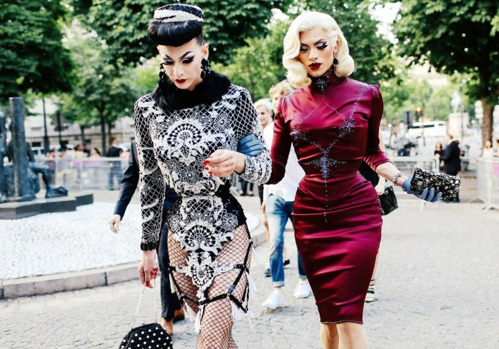 vioet chachki y miss fame
