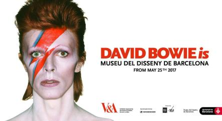 Cartel David Bowie is