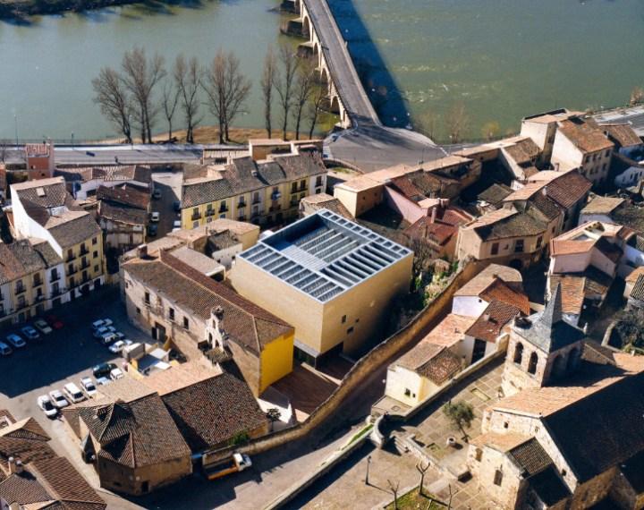 Vista del Museo de Zamora, T+M