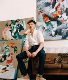 Matthew Stone  -Artist Portrait