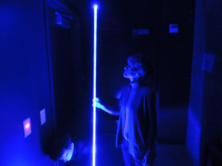 David Harris, Flujo de Neutrino (2014)