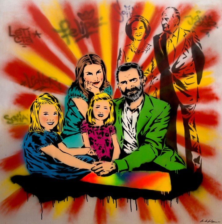 Familia Real (A Modern Royal Family)