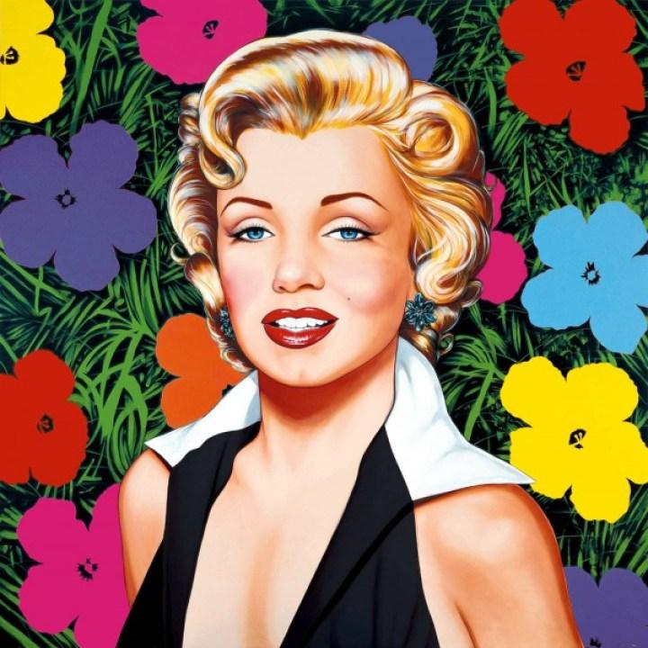 Marilyn flowers