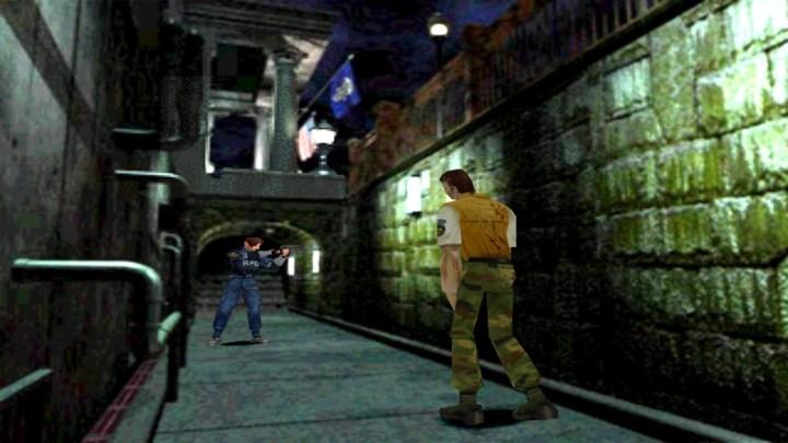 Resident Evil 3 (1998)