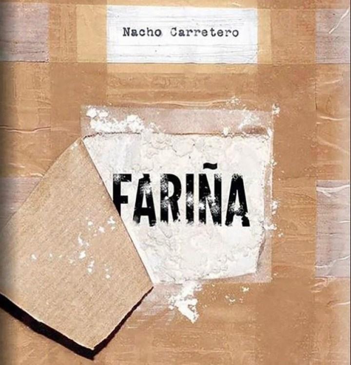 Portada de Fariña, de Nacho Carretero