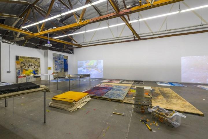 oscar-murillo_art-review-oscar-murillo-distribution-center-at-the-mistake-room