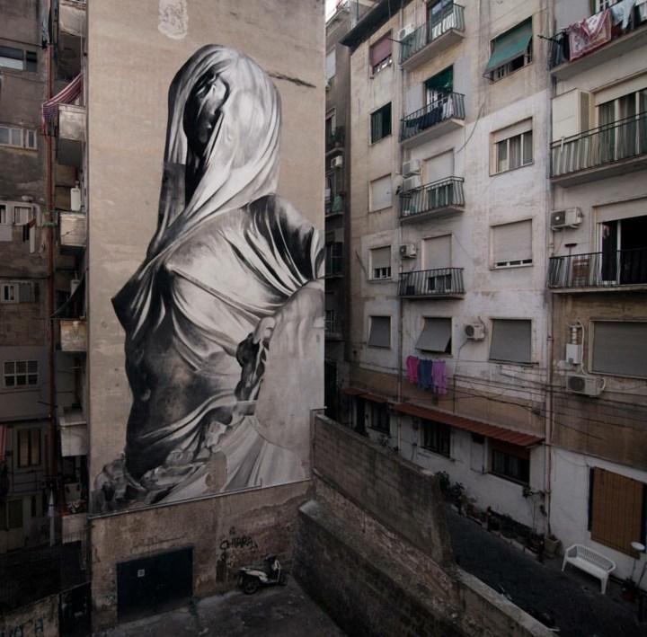 Foto 4 Francisco Bosoletti, Iside, 2017. Nápoles, Italia. Fotografía Alessia Di Risio