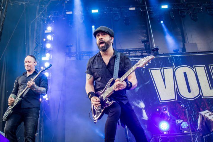 Volbeat - Sergi Ramos