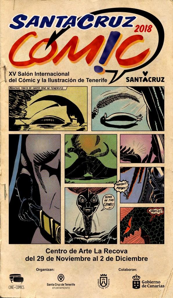 Poster SantaCruz Comic 22