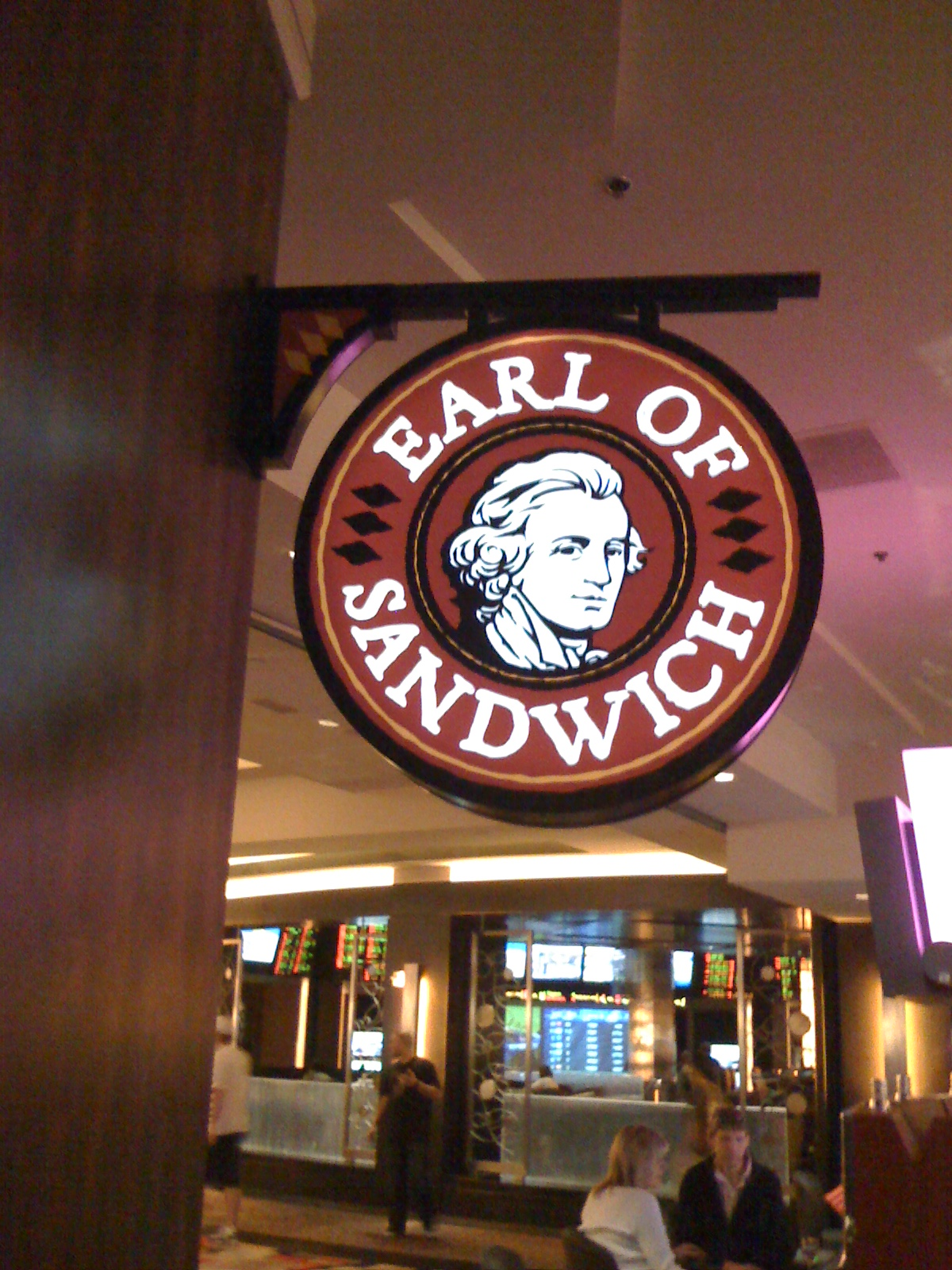 Lunch Sandwich Earl Of Sandwich – Las Vegas » Theculturebite