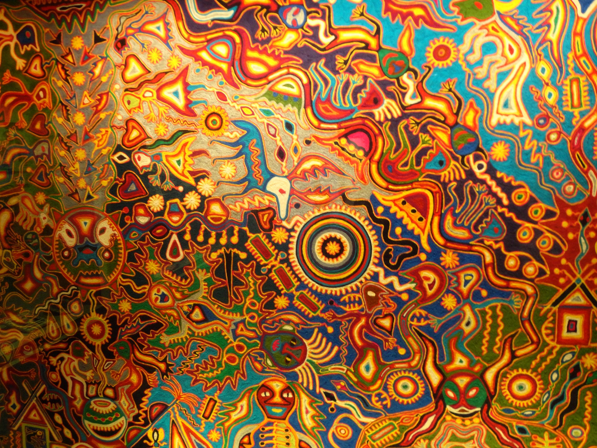 Arte Huichol Mexico An Introduction To Indigenous Huichol Art In 15 Stunning Artworks