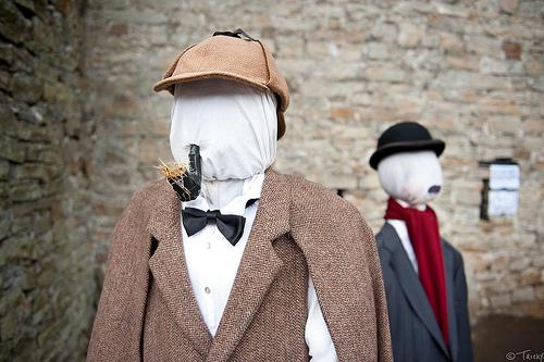 Doctor Watson I Presume? @ Kettlewell Scarecrow Festival