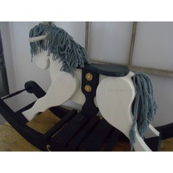 Small Crop Of Wooden Rocking Horse