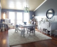 Living Room Turned Dining Room | Room Refresh | The ...