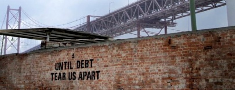 until debt will tear us apart