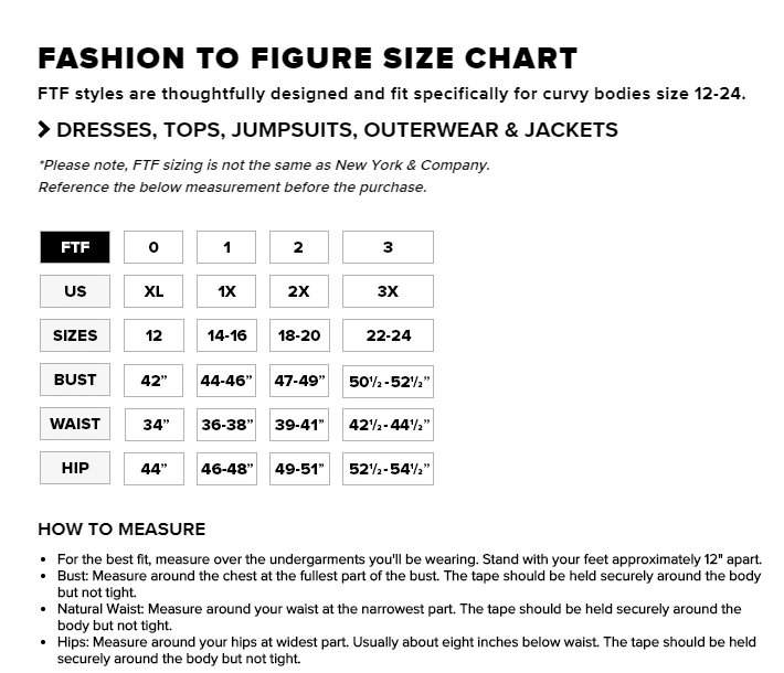 Ohhhh, Look! Fashion To Figure Is Back!