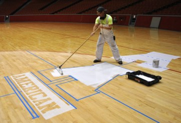 After leaving Conference USA, Hofheinz Pavillion needed a facelift. | Courtesy of UH Athletics