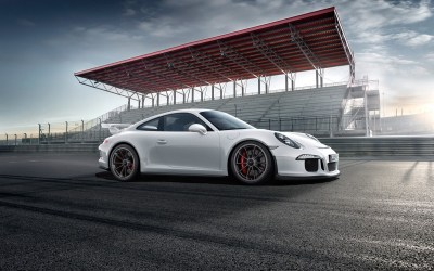 Why The 2015 Porsche 911 GT3 RS, Sadly, Won't Have A Stick Shift | The Daily Dose Of Awesome