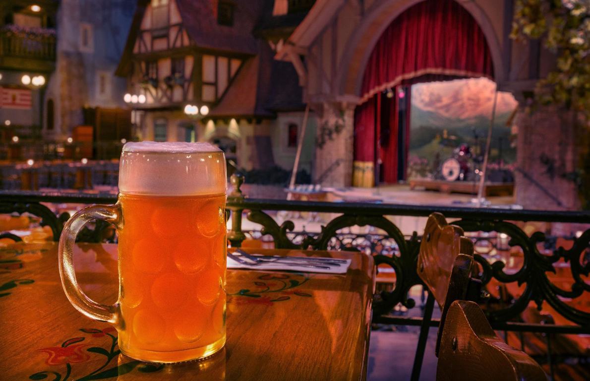 Beer Garten 8 Biergarten From The 20 Best Restaurants At Disney World