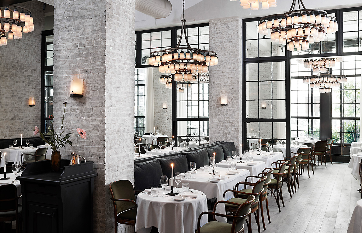 Cucina Di Pesce Prix Fixe 26 Le Coucou New York City From 101 Best Restaurants In America