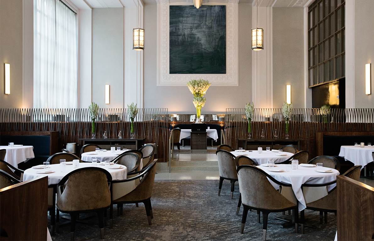 Cucina Di Pesce Prix Fixe 2 Eleven Madison Park New York City From 101 Best Restaurants In