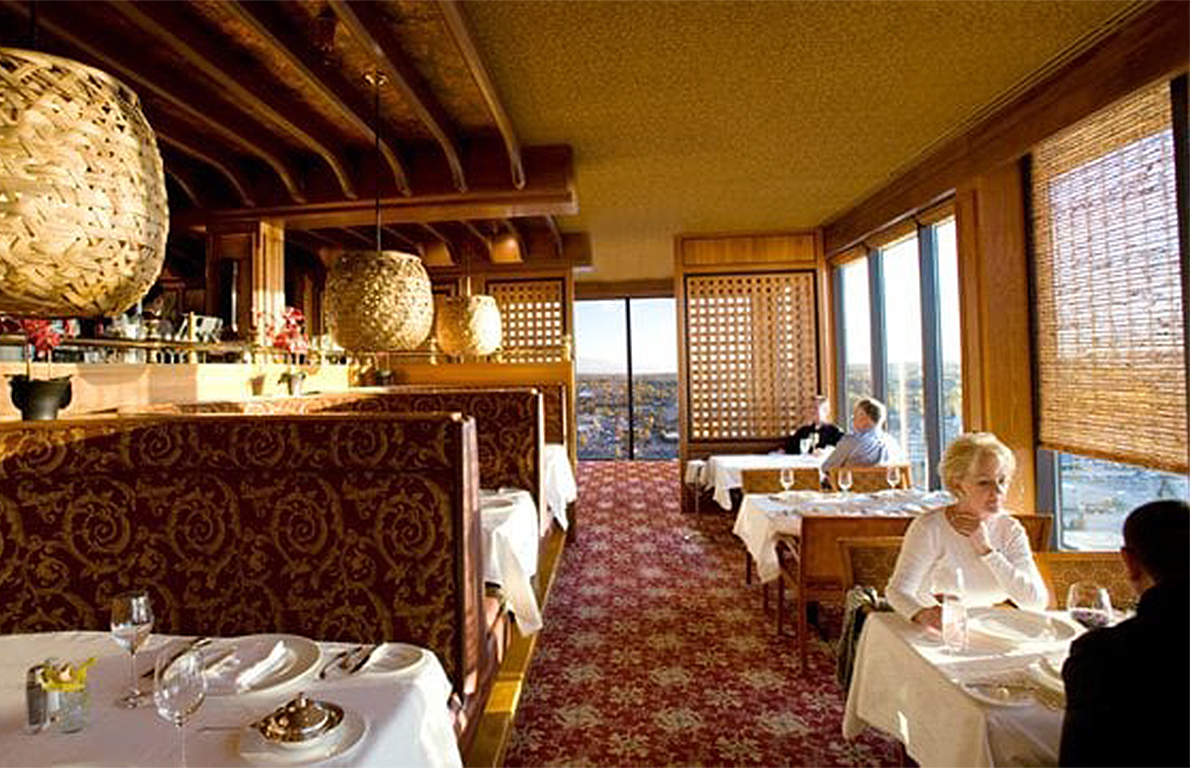 Cucina Restaurant Burlington Alaska Crow S Nest Anchorage From The Most Romantic Restaurant