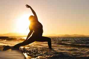 fearless woman yoga mantra