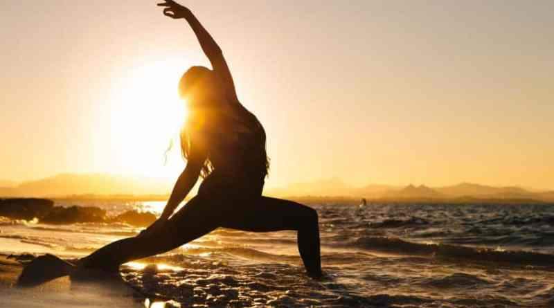 fearless woman yoga mantra