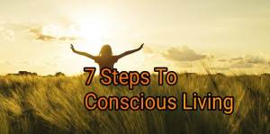 How to live consciously in present moment