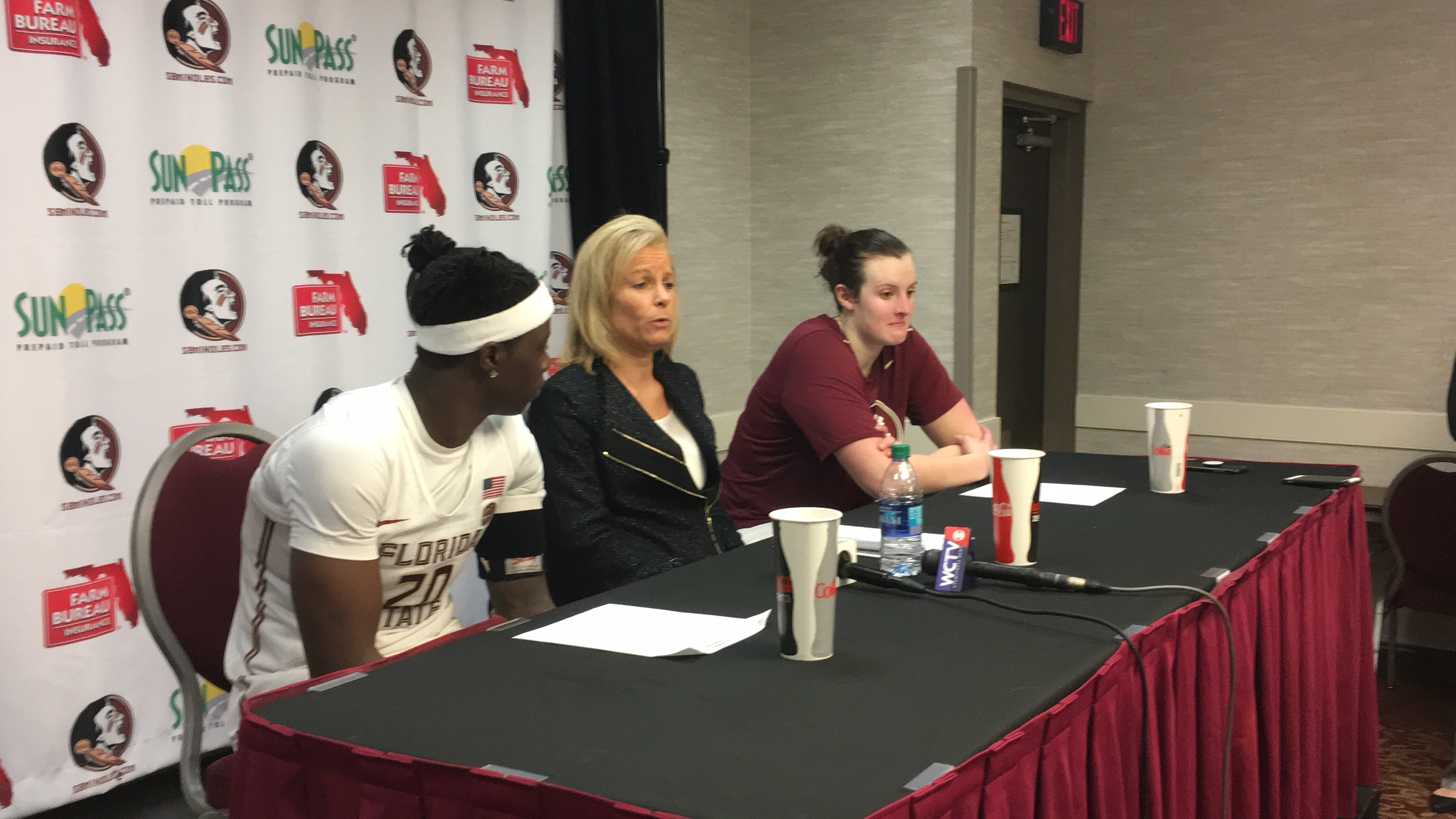 Bureau Eiland Video Sue Semrau Speaks After 64 61 Win Over Georgia Tech The