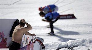 Sochi Olympics skiing