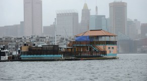 Appellate court sinks proposed floating restaurant next to Tiki Barge