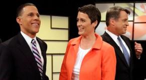 Democratic gubernatorial candidates debate