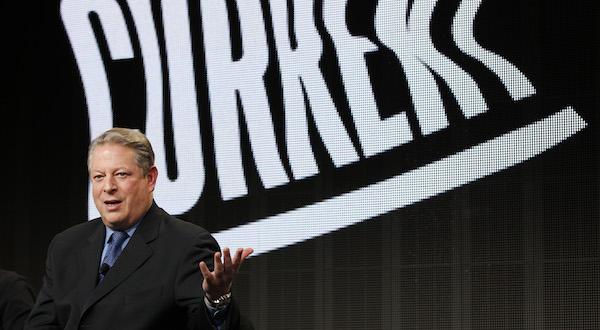 Gore sues Al Jazeera America for unpaid millions