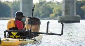 Maryland's 'Flying Fisherman' goes viral