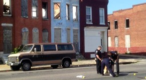 Some Baltimore residents fearful amid homicide spike